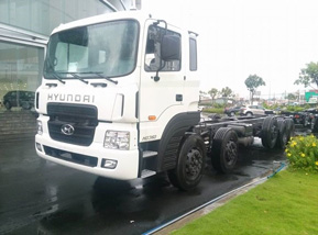 Xe tải Hyundai HD360