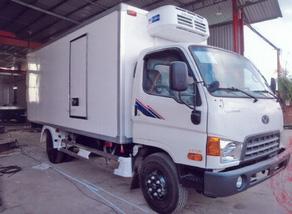 Hyundai HD99 thùng đông lạnh