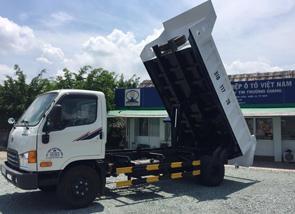 Xe tải ben Hyundai HD99