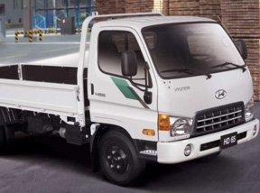 Xe tải Hyundai 2,5 tấn HD65